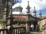 Catedral de Santiago desde el Tejado yo