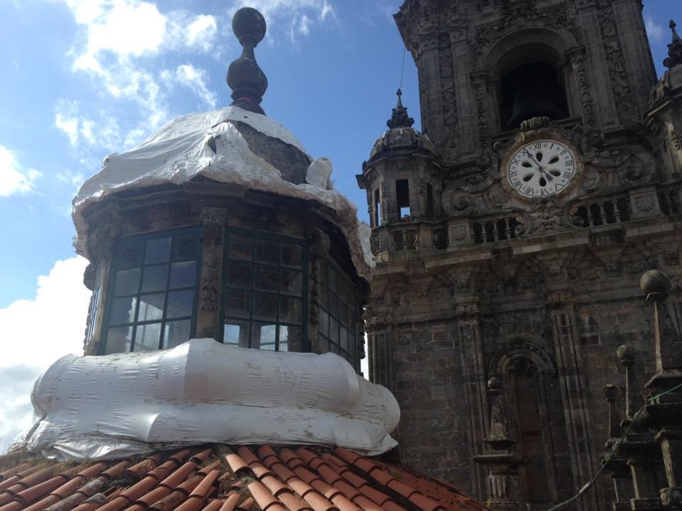 Catedral desde el tejado